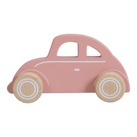 Auto pink met of zonder naam