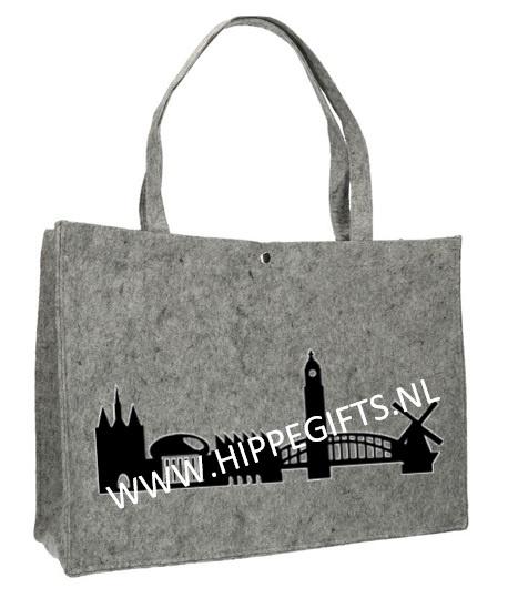 Vilten tas Zwolle Skyline 1