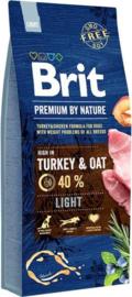 Brit light 15kg