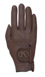 Handschoen Roeckl Lisboa bruin