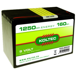 Batterij 160Ah