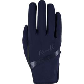 Handschoen Roeckl Lorraine blauw