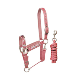 Halster + touw Florence pink