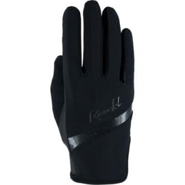 Handschoen Roeckl Lorraine zwart