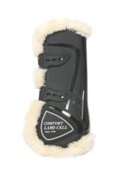 Peesbeschermer Comfort zwart