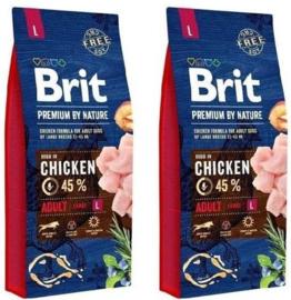 Brit adult L 15kg.