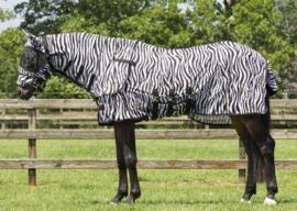 Vliegendeken Full cover zebra