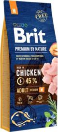 Brit adult M 15kg