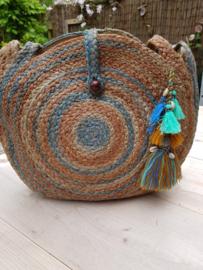 Coco Bag Blue