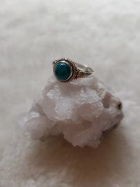 Turquoise Ring Vedra