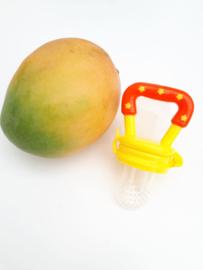 Fruitspeen- Maat L - Geel