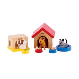 Speelsetje - Family Pets