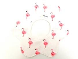 Slabbetje -360º Flamingo
