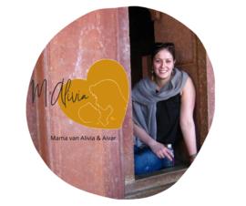 Mama van Alivia & Aivar - Blog