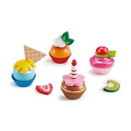 Spelset - Cupcakes