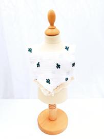 Slabbetje - Raffel Witte Cactus