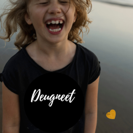 T-Shirt - Korte mouw - Deugneet