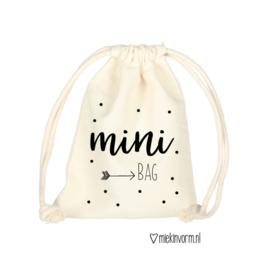 Stoffenzakje | Mini Bag