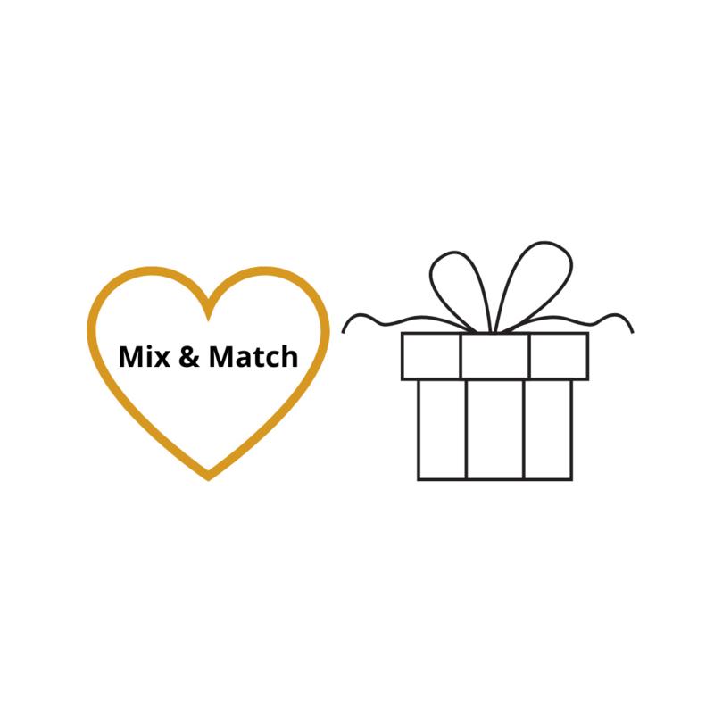 Cadeaupakketten - Mix & Match (Stel zelf samen)