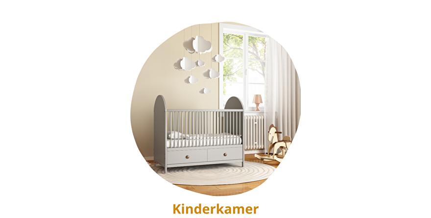 Dreumes/Peuter - Kinderkamer