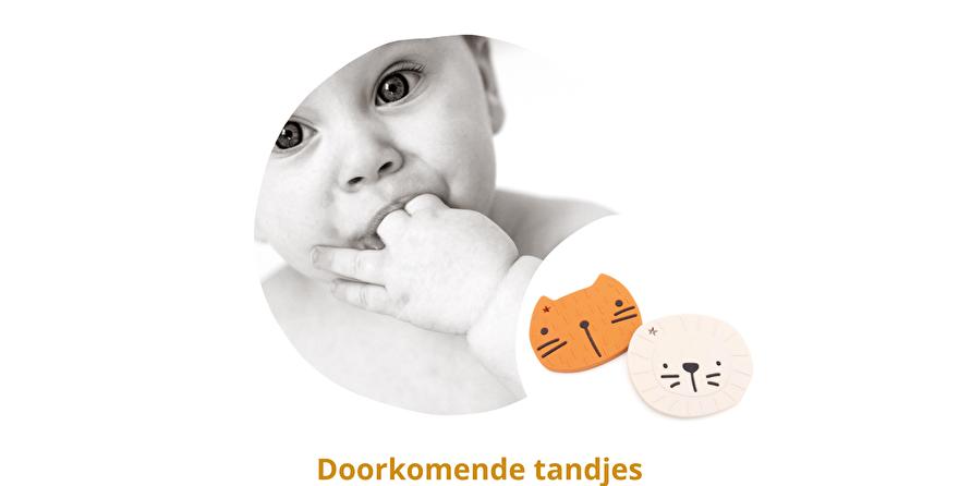 Newborn/Baby - Doorkomende tandjes