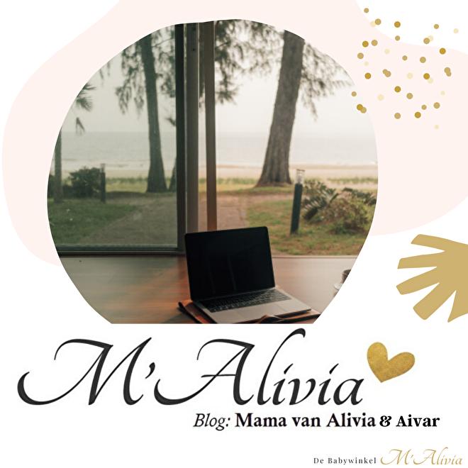 Blog; Mama van Alivia & Aivar