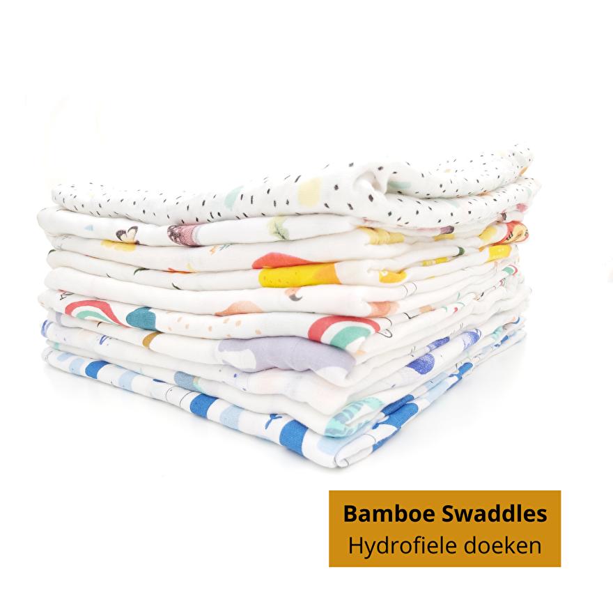 Bamboe Swaddles - Hydrofiel
