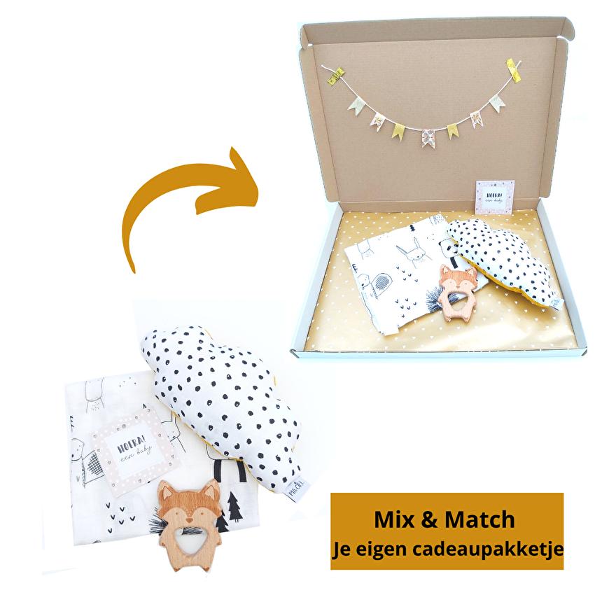 Mix & Match - Je eigen cadeaupakketje