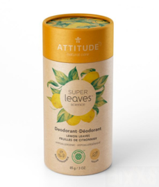 Attitude Deodorant Lemon Leaves