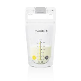 Moedermelkbewaarzakjes Medela 180 ml