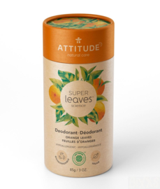 Attitude Deodorant Orange Leaves