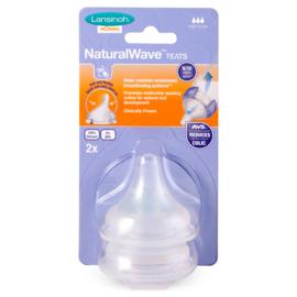NaturalWave™ Speen (2 stuks)