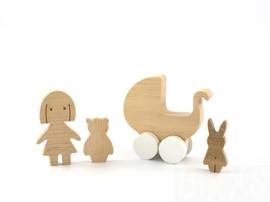 Pinch Toys Girl Set