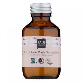 Fairsquared Gezichtsmasker vloeistof - Abrikoos (normale huid)