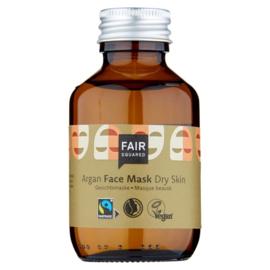 Fairsquared Gezichtsmasker vloeistof - Argan (droge huid)