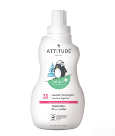 Attitude Little Ones Wasmiddel - Parfumvrij