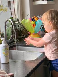 Annelies, mama van 2 kindjes: de Attitude handzeep