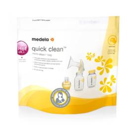 Medela Quick Clean™ magnetronsterilisatiezakken