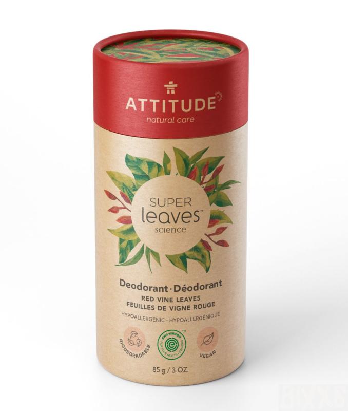 Attitude Deodorant Red Vine Leaves