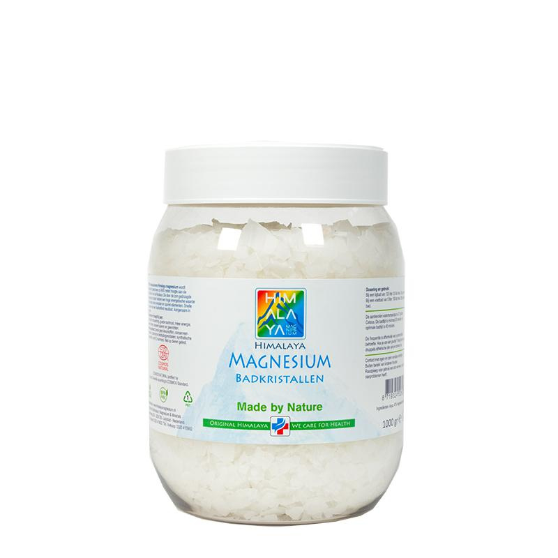 Magnesium badkristallen 1kg
