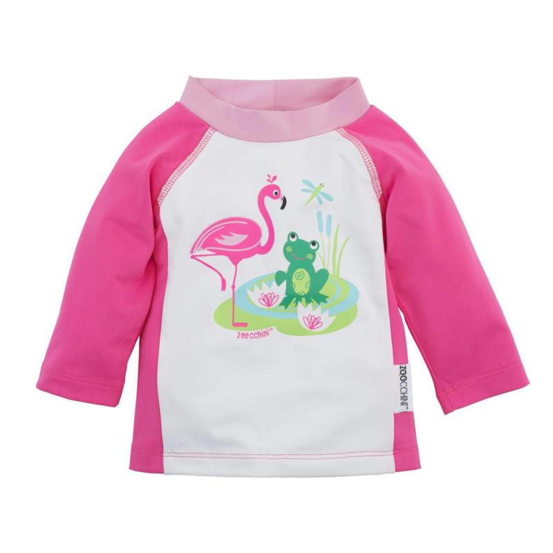Zoocchini UV T-shirt Flamingo