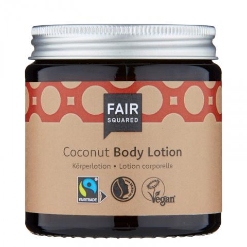 Fairsquared Bodylotion - Kokosnoot