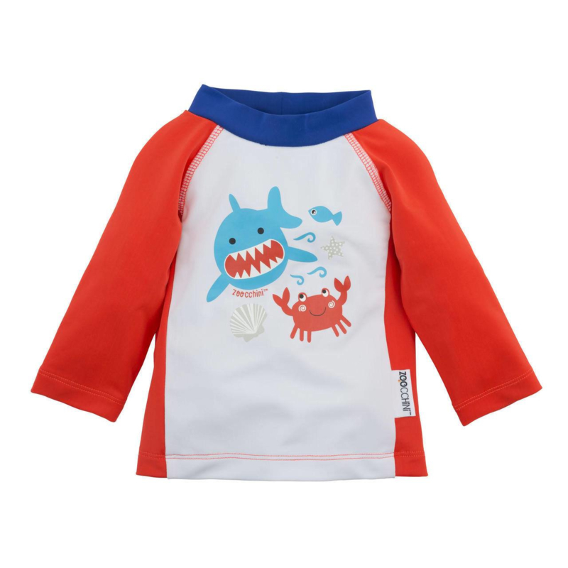 Zoocchini UV T-shirt Haai