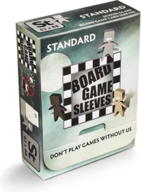 Board Games Sleeves - Non-Glare - Standard (63x88mm) - 50 pieces