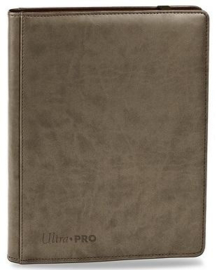 Ultra Pro - Premium Pro-Binder - 9-Pocket Portfolio - White