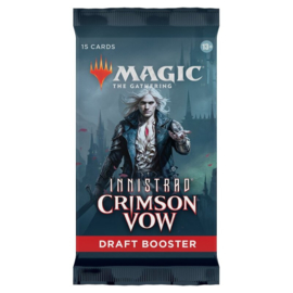 Magic: The Gathering - Innistrad: Crimson Vow Draft Booster Pack*