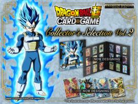 Dragon Ball Super Card Game Collector's Selection Vol.2*