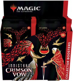 Magic: The Gathering - Innistrad: Crimson Vow Collector's Booster*
