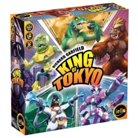 King of Tokyo 2nd Edition