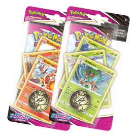 Pokémon - Sword & Shield 8 Fusion Strike Premium Checklane Blister Rillaboom*